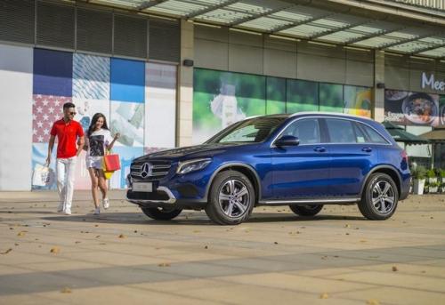 Mercedes-Benz GLC 200 chốt giá 1,684 tỷ đồng