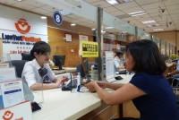 LienVietPostBank ra mắt dịch vụ chuyển tiền nhanh liên ngân hàng tại quầy