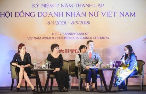 PNJ đồng hành cùng Hội đồng Doanh nhân nữ Việt Nam