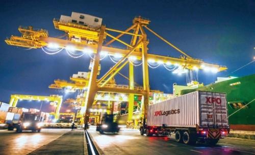 Nhà đầu tư ngoại nhắm đến logistics