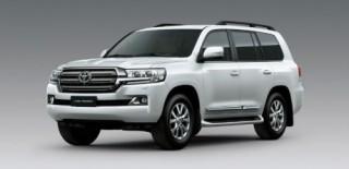 Giá lăn bánh Toyota Land Cruiser