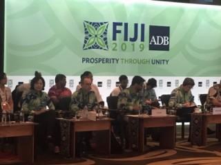 Phó Thống đốc Nguyễn Thị Hồng tham dự Hội nghị thường niên ADB lần thứ 52