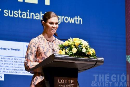 Quan hệ thương mại Việt Nam - Thụy Điển đang ở thời điểm vàng