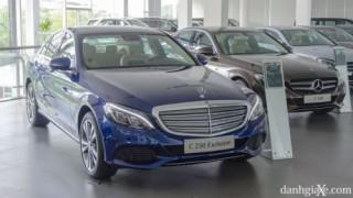 Giá lăn bánh các phiên bản Mercedes C-Class 2019 tại Việt Nam
