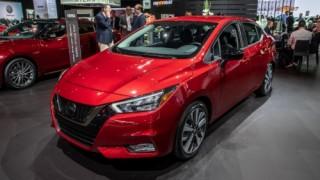 Nissan Sunny 2020 sắp về Việt Nam có gì?