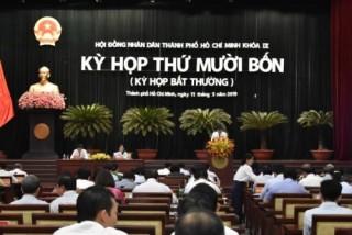 TP. HCM có thêm 2 Phó Chủ tịch UBND mới