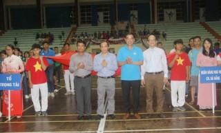 Hơn 1 nghìn vận động viên tham gia Hội thao ngành Ngân hàng TP. Đà Nẵng