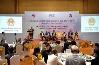 Hội nghị Thượng đỉnh kinh doanh Việt – Mỹ: Vun đắp động lực, hướng tới tương lai