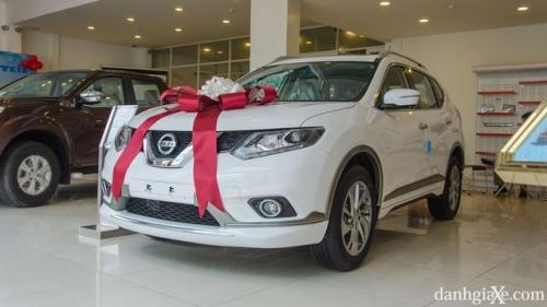 Giá lăn bánh các phiên bản Nissan X-Trail 2019 tại Việt Nam