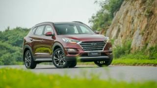 Hyundai Tucson 2019 có giá chính thức từ 799 triệu đồng
