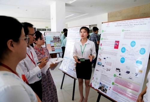 Đại học Đông Á hỗ trợ sinh viên khởi nghiệp