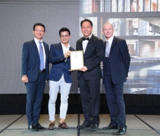 Dự án của SonKim Land nhận giải thưởng thiết kế căn hộ và kiến trúc tòa nhà