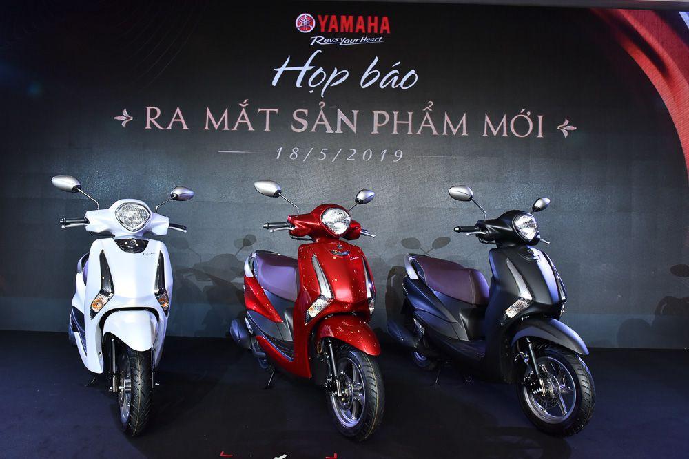 Xe tay ga Yamaha Latte cho nữ giới có giá từ 37,9 triệu đồng