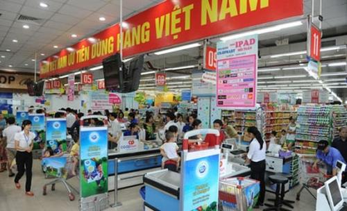 """Cuộc vận động """"Người Việt Nam ưu tiên dùng hàng Việt Nam"""": Giúp giảm nhập siêu, chuyển sang xuất siêu"""