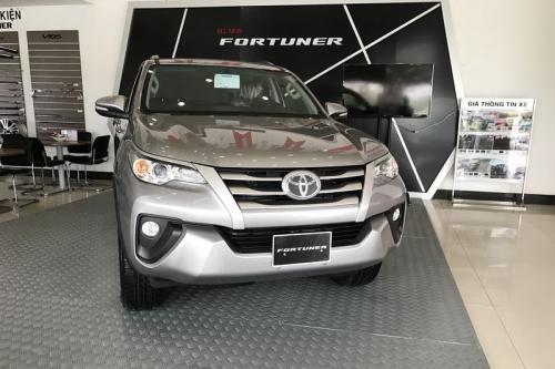 Toyota Fortuner lắp ráp trong nước dự kiến được bán ra vào tháng 7