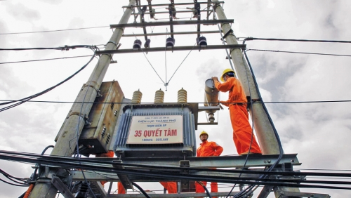 Vẫn còn băn khoăn giá điện, lạm phát