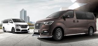 Hyundai Starex 2020 có gì?