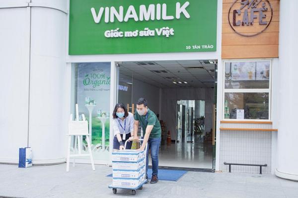 Vinamilk mua lại 17,5 triệu cổ phiếu quỹ