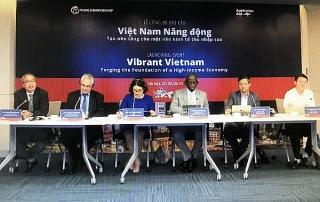 WB: Việt Nam cần cân bằng giữa tích lũy và phân bổ có hiệu quả bốn loại vốn
