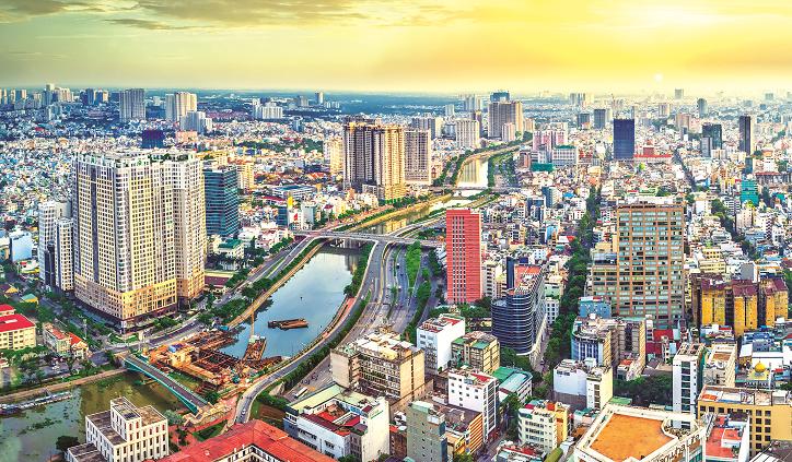 TP. Hồ Chí Minh: Xứng tầm trung tâm kinh tế tài chính quốc gia và khu vực