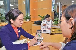 Tiền di động sức bật mới trong thanh toán không tiền mặt