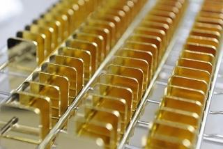 Thị trường vàng ngày 12/5: Lợi suất trái phiếu tăng ép vàng giảm giá