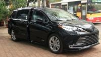 Cận cảnh Toyota Sienna 2021 giá hơn 4 tỷ đồng