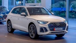 Audi Q5 2021 có gì?