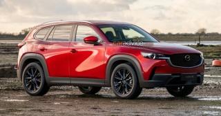 Mazda CX-5 thế hệ mới sắp ra mắt có gì?
