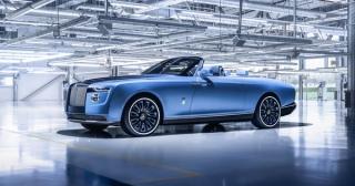 Xe đắt nhất thế giới Rolls-Royce Boat Tail nếu về Việt Nam giá có thể lên tới 2.000 tỷ đồng