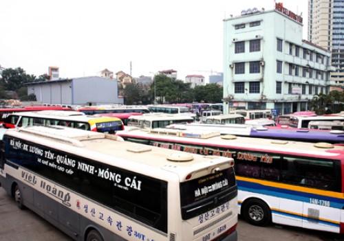 Thực trạng các bến xe khách: Thiếu quy hoạch, khó cạnh tranh