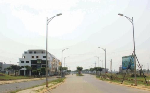 Đà Nẵng: Đất nền phía nam đắt hàng