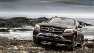 Mercedes GLC 2016 có giá bán từ 54.000 USD