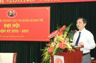Vụ Tín dụng các ngành kinh tế: Tổ chức Đại hội Chi bộ nhiệm kỳ 2015 – 2017