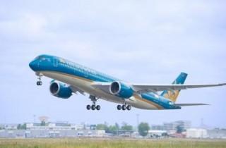 Bay miễn phí với máy bay A350-900 XWB đầu tiên của Vietnam Airlines
