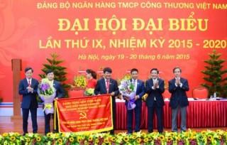 VietinBank: Khẳng định vai trò lãnh đạo toàn diện của Đảng trong hoạt động kinh doanh