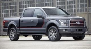 Ford F150 2016 - sống động, mạnh mẽ và tiết kiệm nhiên liệu