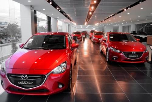 Thaco giảm giá bán Kia Morning và Mazda 2