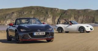 Mazda ra mắt MX-5 Icon mới tại thị trường Anh