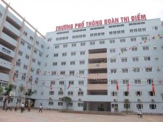 Hà Nội: Trường THPT dân lập Đoàn Thị Điểm được chuyển đổi thành trường tư thục