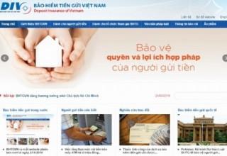 BHTGVN ra mắt  website phiên bản mới