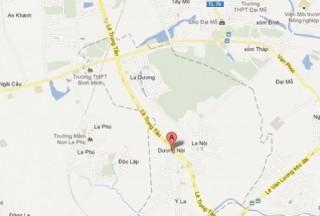 Hà Nội: Điều chỉnh quy hoạch chi tiết khu đô thị hai bên đường Lê Trọng Tấn
