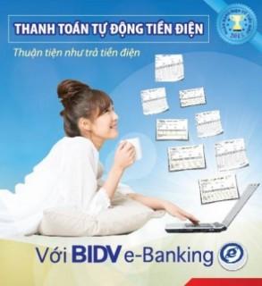 Dễ dàng đăng ký dịch vụ e-Banking qua kênh Hotline của BIDV