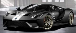 Ford ra mắt phiên bản GT '66 Heritage kỉ niệm chiến thắng tại Le Mans