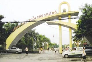 Công viên Tuổi trẻ Thủ đô đổi cơ quan quản lý