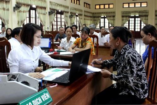 Thái Nguyên: Hơn 115.000 người được vay vốn từ NHCSXH