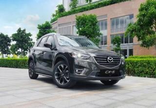 Ưu đãi 40 triệu đồng khi mua Mazda CX-5 trong tháng 6