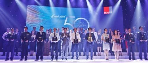 Vinamilk 6 năm liên tiếp lọt Top 50 Công ty kinh doanh hiệu quả nhất Việt Nam