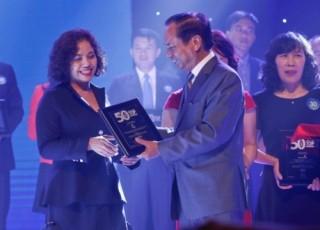 PNJ nằm trong top 50 công ty Kinh doanh hiệu quả nhất Việt Nam 2016