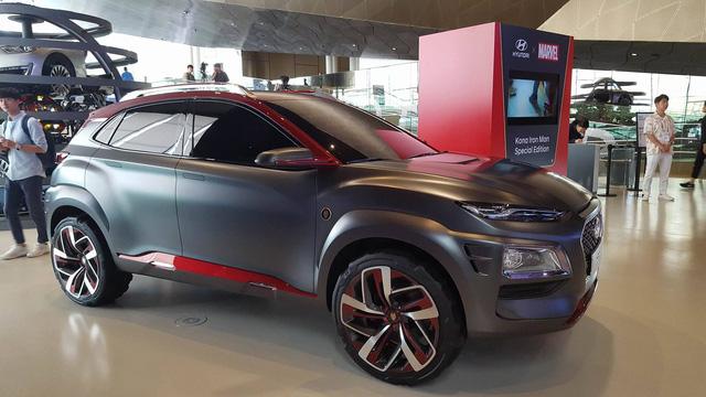 Vừa ra mắt, Hyundai Kona 2018 đã có phiên bản đặc biệt đầu tiên - Ảnh 1.